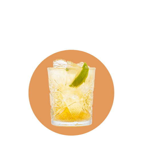 Cocktail - Dark 'N' Stormy