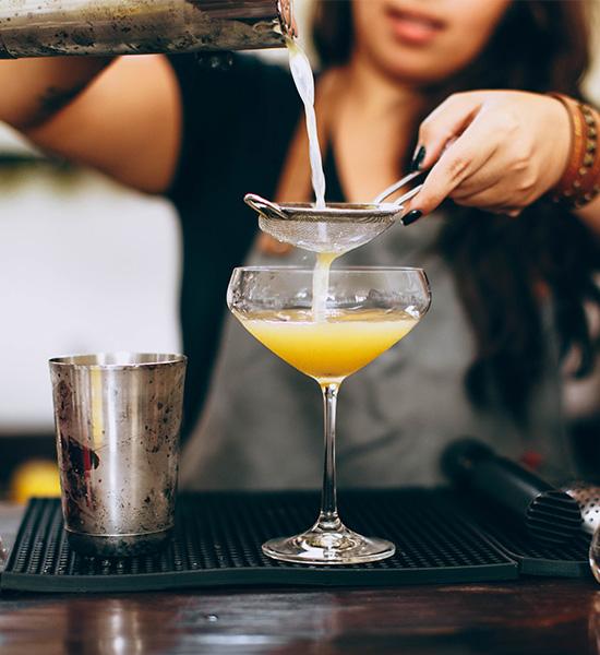 Virtual cocktail course - ZubarDubar
