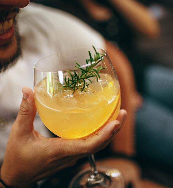 Alkoholfri bar til privatfester