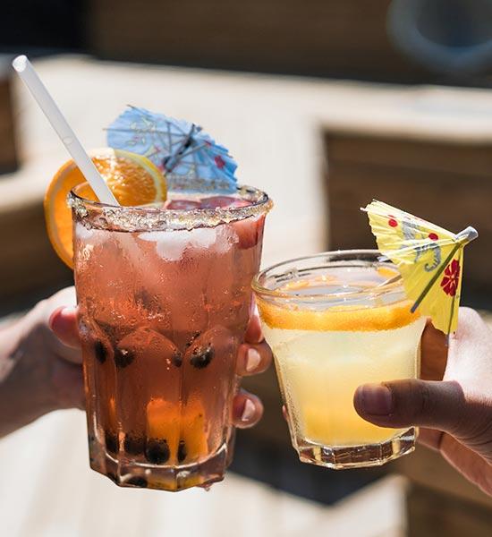 Alkoholfri bar til erhvervsfester