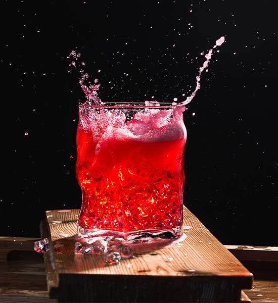 Drinkens oprindelse og historie