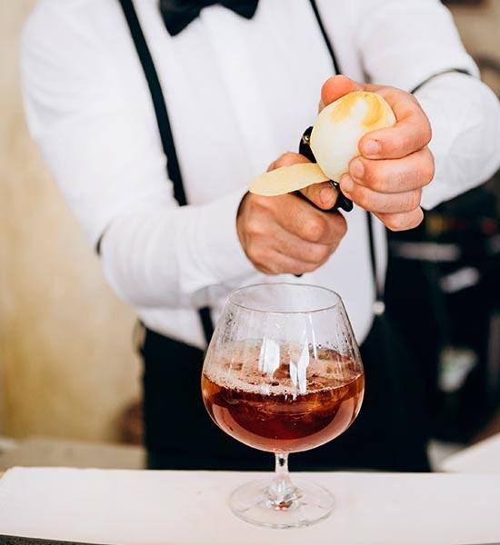 Bartender til bryllup og bar til bryllup