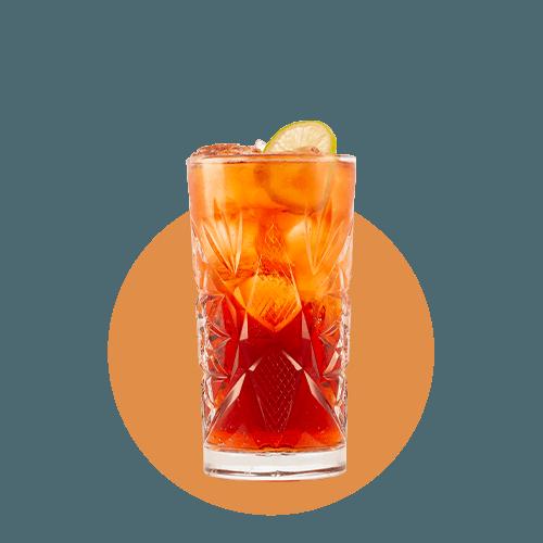 Cocktail-Brandbil