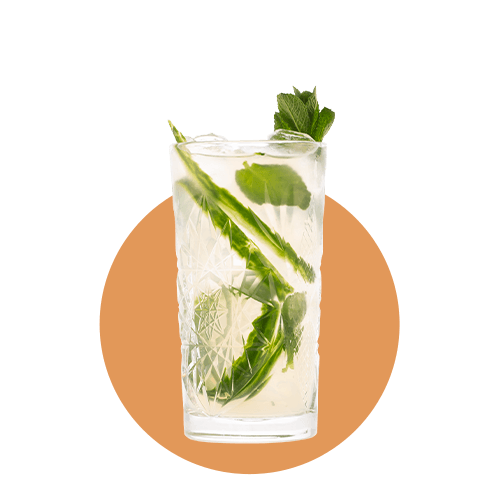 Cocktail - Summer Mule