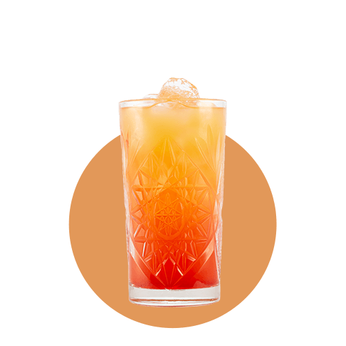 Cocktail - Tequila Sunrise