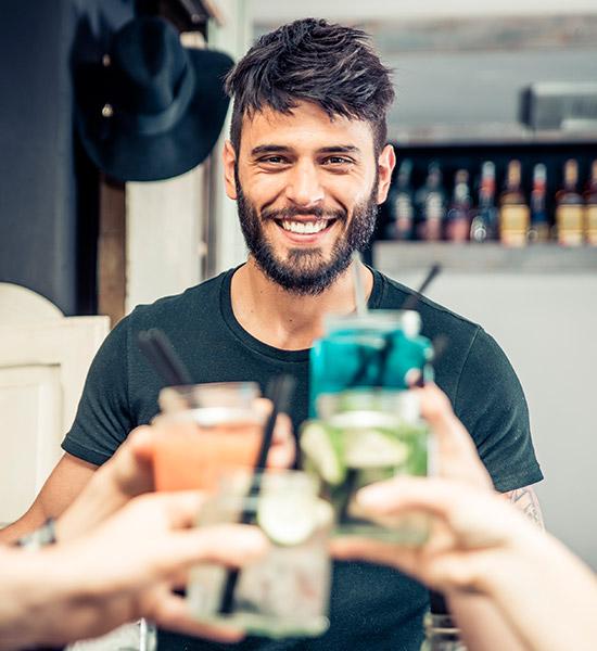 Cocktailkursus - Firmaarrangement med kollegerne