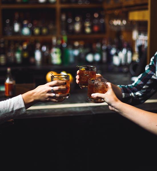 Drinks til firmafest
