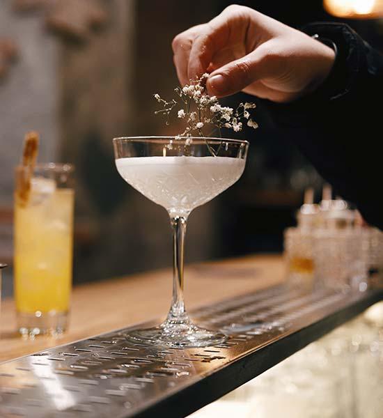 Lej en bar til konfirmation og få drinks ad libitum