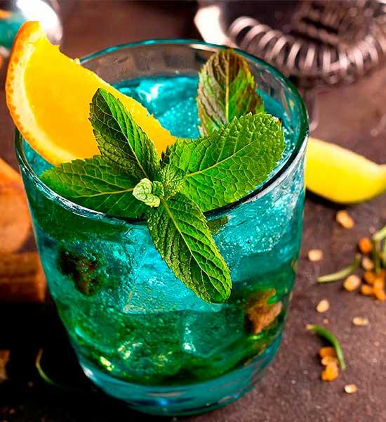 Variationer af cocktailen