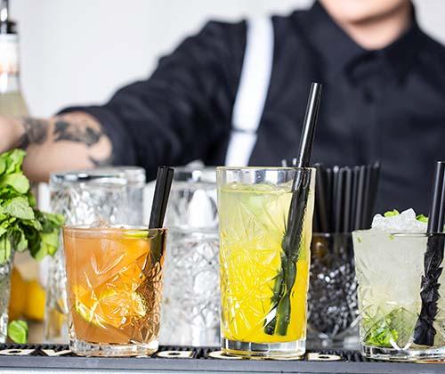 Complete bar solution - Rent a bar at ZubarDubar