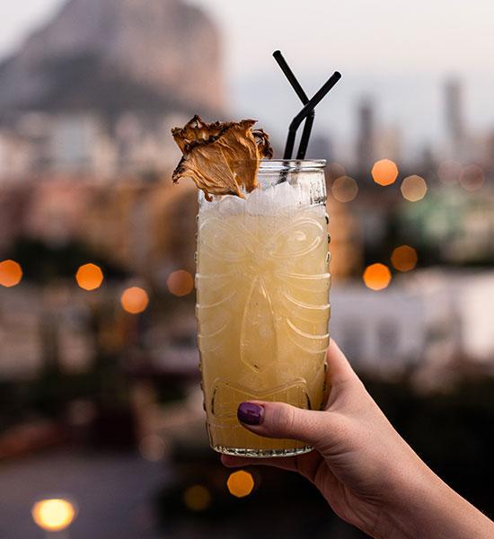 Alkoholfri Pina Colada