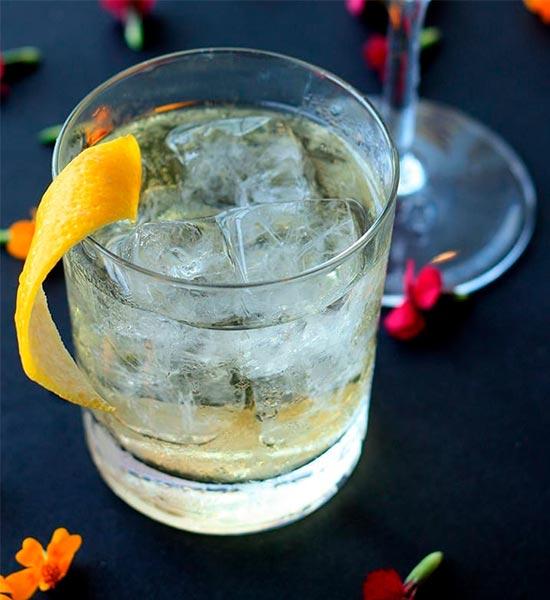 Varianter af cocktailen med gin